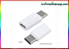 USB 3.1 Type C Male Connector to Micro USB 2.0 5Pin (F) Adapter