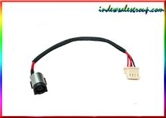 Sony VAIO Fit 15A SVF15A1BCXB SVF15A1BCXS SVF15A1CCXB SVF15A1DPXB SVF15A1DPXR SVF15AA1QL Power Jack DC IN Cable Harness Wire