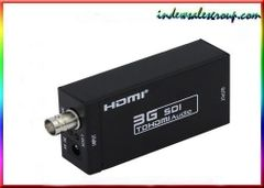 Mini HD SDI to HDMI Converter 1080P 3G HD SDI to HDMI Video Converter