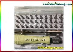 32 in 1 Toolkit set for Mac PS3 iMac Tablet Phones