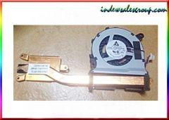 Samsung NP530U3C NP535U3C NP532U3C NP530U3B BA31-00125A KDB0505HA Laptop Fan
