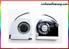 MSI GP70 2PE GP70 2QF GP70 2QE GP70-2OD Laptop CPU Cooling Fan