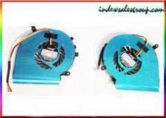 MSI GE62 GL62 GE72 GL72 GP62 GP72 PE60 PE70 CPU Cooling Fan PAAD06015SL L+R (3pins)