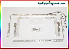 "Apple MacBook A1181 13.3"" L&R Hinge Set 922-7403 922-7901 w/Bracket Antenna + Screws"