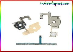 Sony PSP 2000 2001 2002 D-pad Button Left Right Keypad Flex Ribbon Cable Set