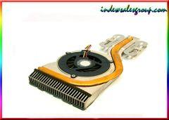 Sony Vaio VGN-N220E N350E N365E N85E OEM Fan & Heatsink Assembly 073-0012-2494_A