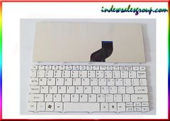 Acer Aspire One D255 D255E D257 D260 D270 D532H Keyboard Black White