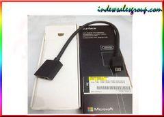 Genuine Microsoft Surface HD Digital AV Adapter HDMI Surface Surface 2 Z2S-00013