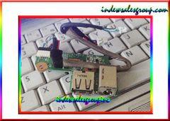 HP Pavilion DV6000 6500 DC-IN Power USB Board W/ Cable 34AT8DB0017 DA0AT8TB8F2