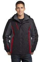 Port Authority® Colorblock 3-in-1 Jacket