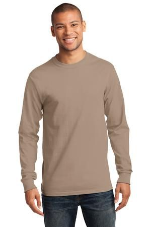 Port & Company® - Long Sleeve Essential T-Shirt