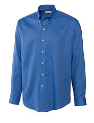 Cutter & Buck Men's L/S Epic Easy Care Nailshead