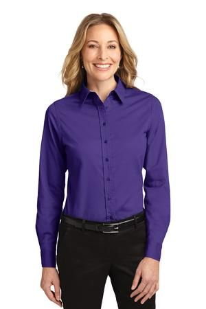 Port Authority® Ladies - Long Sleeve Easy Care Shirt