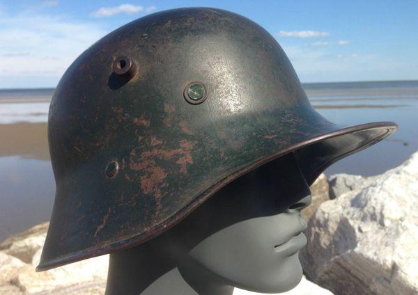 Ww1 Austro Hungarian M17 German Helmet Austrian Alpine
