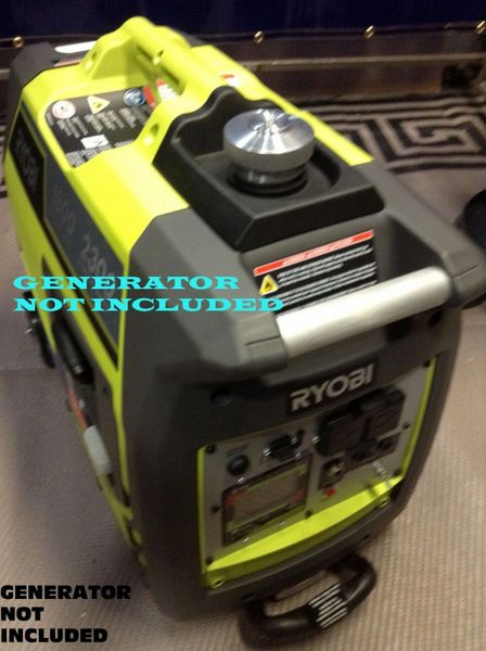 OEM Ryobi Vented Gas Cap 519709007 for RYi2300BT RYi2300BTA Inverter Generator