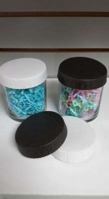 Paper Friction Lids