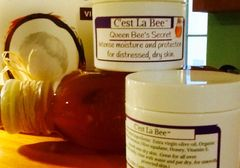 Queen Bee's Secret - intense dry skin treatment 2 oz