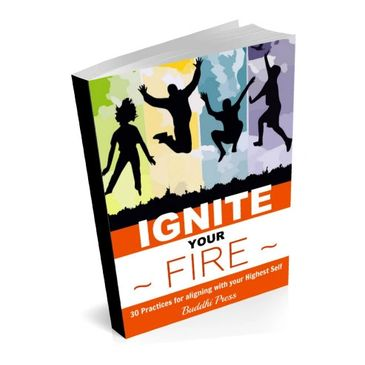 Ignite your Fire - practical mindfulness applications for aligning with your highest potential