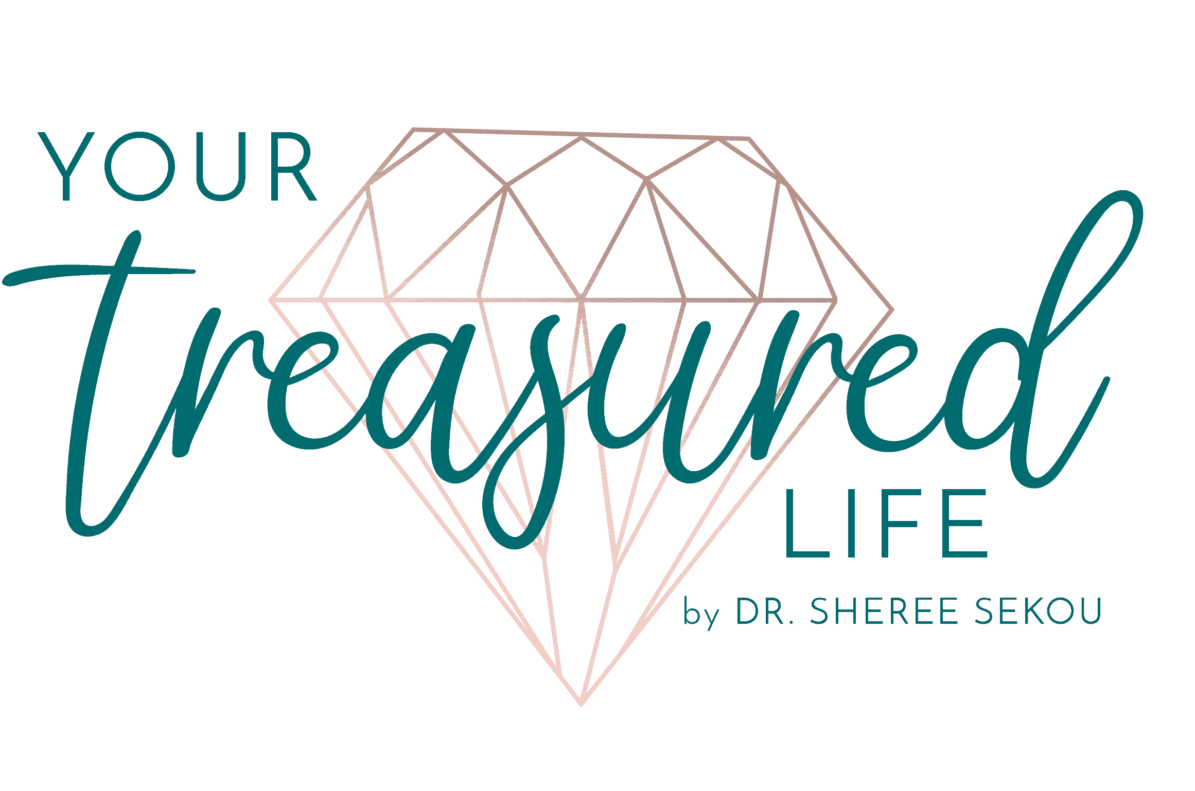 Your Treasured Life by Dr. Sheree Sekou a leadership and lifestyle brand inspiring positive change