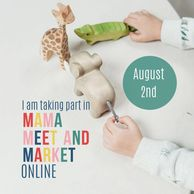 Mama Meet and Market Sunday 2nd August 2020