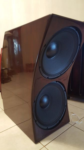 "NEZZ.Double 18"" DAYTON AUDIO 1800 watts 19.6 HZ"
