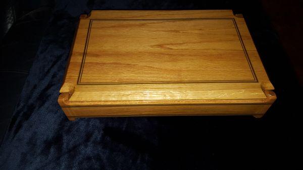 vanessa jewelry box