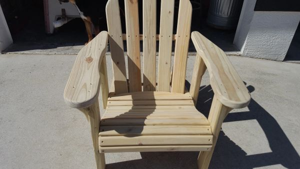 ADIRONDACK RECLINING CHAIR