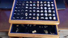 Ring Earring Case