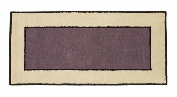 Dusk Rectangular Hearth Rug