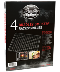 Bradley Smoker Extra Racks (set of 4)