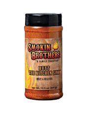 Smokin' Brothers Butt The kitchen Sink Rub