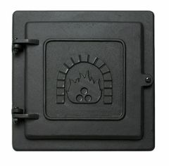 """8"""" x 8"""" Cast Iron Clean-Out Door"""