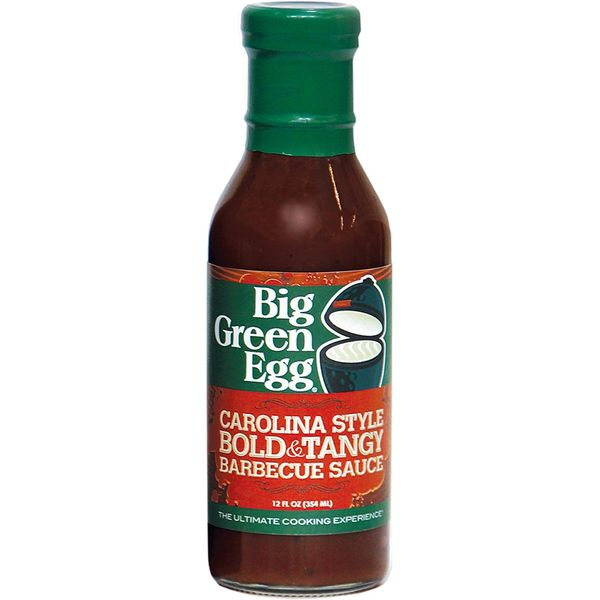 The Big Green Egg Carolina Style Bold & Tangy Sauce