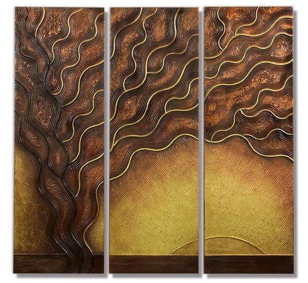 Triple Tree by Artisan House (Original Piece)