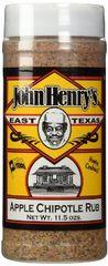 John Henry's Apple Chipotle Rub Seasoning