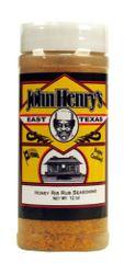 John Henry's Honey Rib Rub