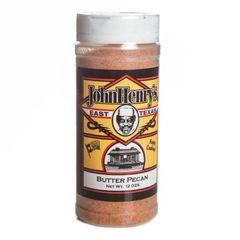 John Henry's Butter Pecan Rub