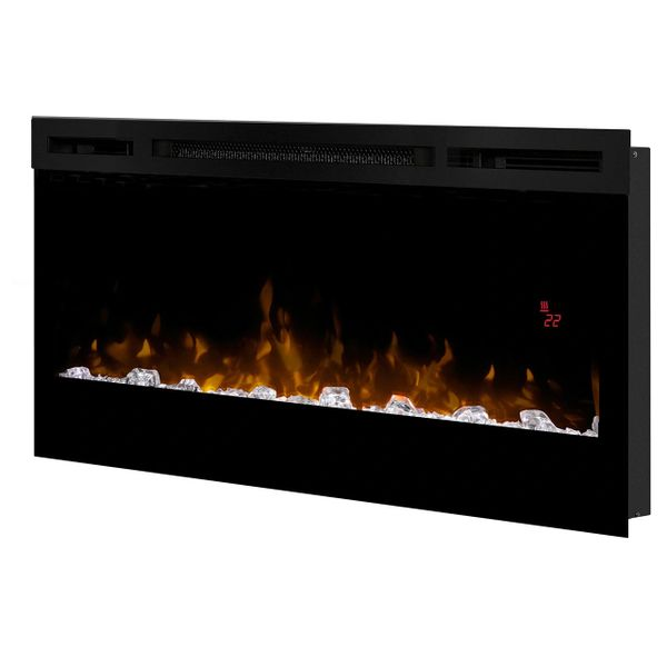 Dimplex Prism Series Wall Mount Electric Fireplace