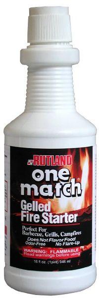 Rutland 16 oz. Pellet Stove Gelled Firestarter