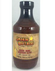 Smokin Brothers Ryan's Ragin BBQ Sauce