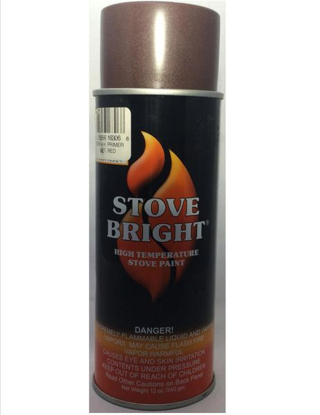 Stove Bright Fireplace Paint - H.H. Primer