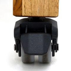 """The Big Green Egg 2"""" Locking Casters"""