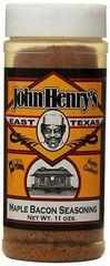 John Henry's Maple Bacon Rub