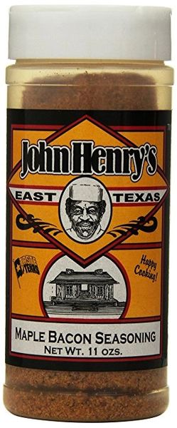 John Henry's Maple Bacon Rub