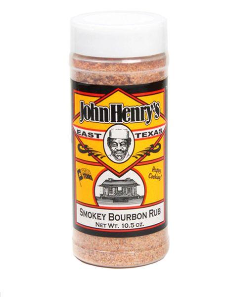 John Henry's Smokey Bourbon Rub Seasoning