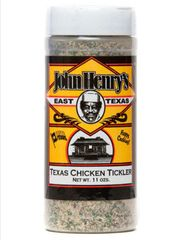 John Henry's Texas Chicken Tickler Rub