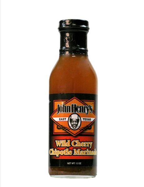 John Henry's Wild Cherry Chipotle Marinade & Injection