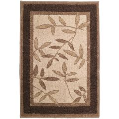Twiggy Frappe Olefin Hearth Rug