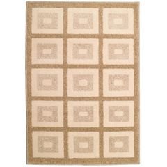 Treasure Chest Driftwood Olefin Hearth Rug