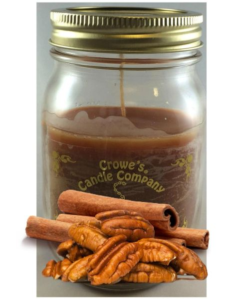 Cinnamon Pecan Candle